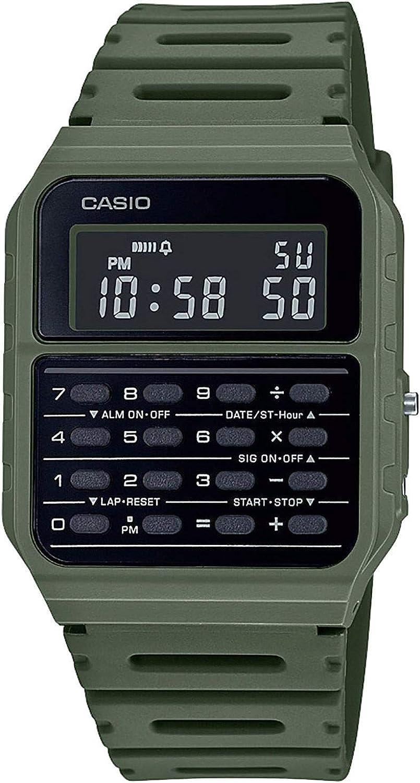 Casio Collection CA-53WF - Reloj Digital para Hombre con Correa de plástico