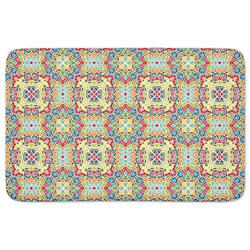 Center Of Arabia Memory Foam Bath Mat: Large by uneekee