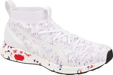 free shipping 75288 44733 ASICS HyperGEL-KAN Women s Running Shoe, White Fiery Red, ...