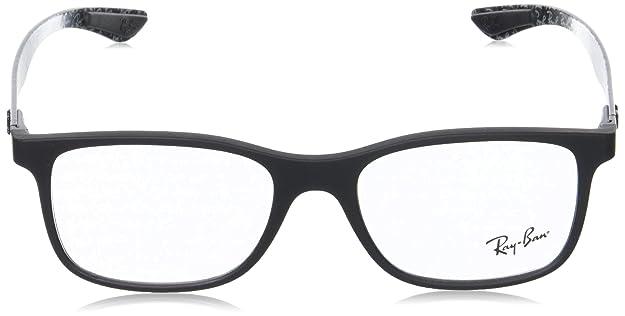 a6e8a926200 Amazon.com  Eyeglasses Ray-Ban Optical RX 8903 5263 MATTE BLACK  Shoes