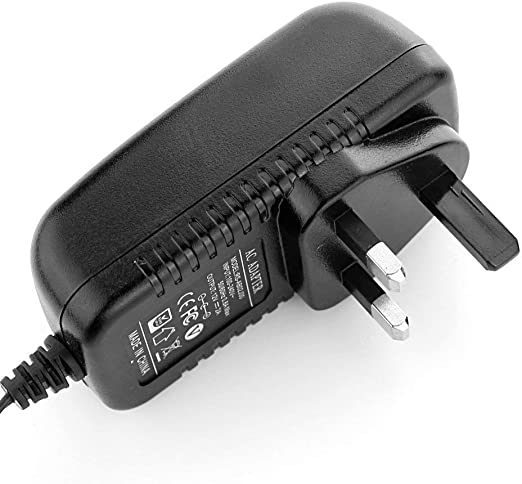 UK 14V 2A Power Supply Adaptor AC to DC Converter Charger Plug Switching Ad
