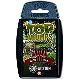 Top Trumps Tornillo Acción juego de cartas