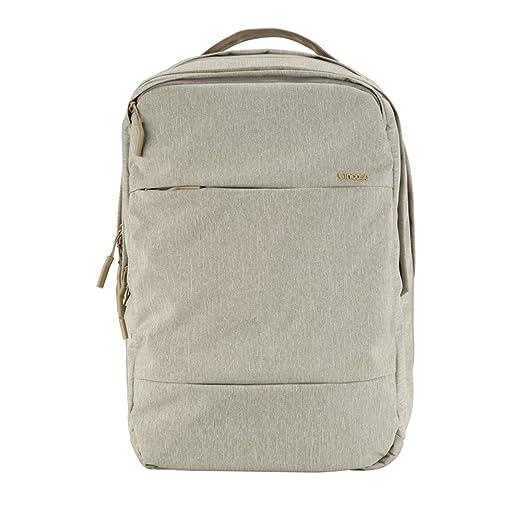 50a5542eeac2 Amazon.com  Incase City Commuter Backpack - Heather Khaki  Computers ...