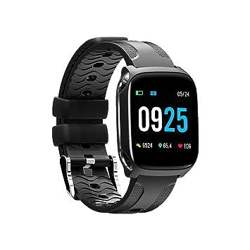 DJym SmartWatch, Impermeable Bluetooth 4,0 Brazalete ...