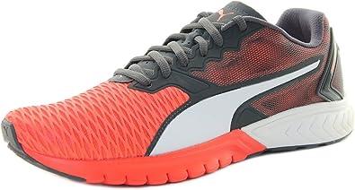 Puma Ignite Dual, Zapatillas de running unisex – Adulto Rojo Size: 46 EU: Amazon.es: Zapatos y complementos