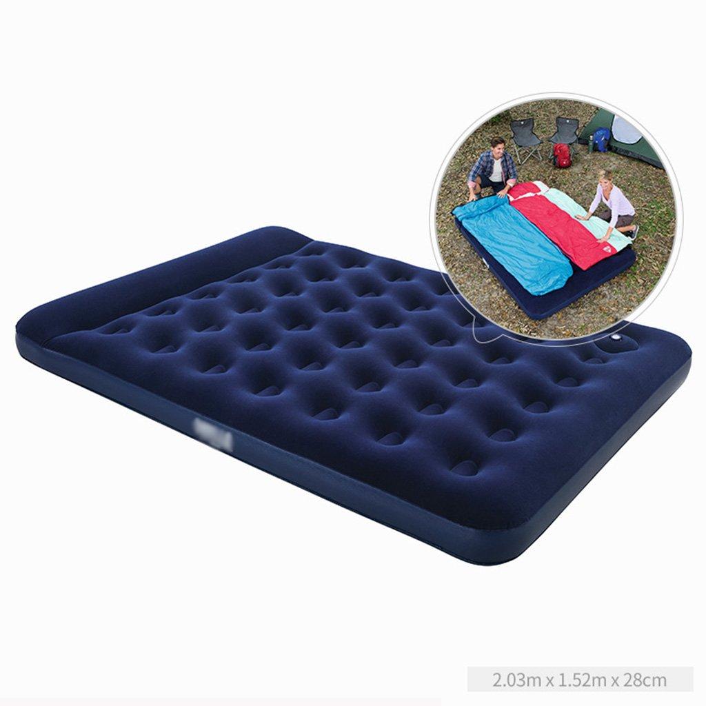 ベッド、インフレータブルマットレスは空気のベッドを増やす屋外ポータブル (サイズ さいず : 185*76*28cm) B07DNPFPY8 185*76*28cm  185*76*28cm