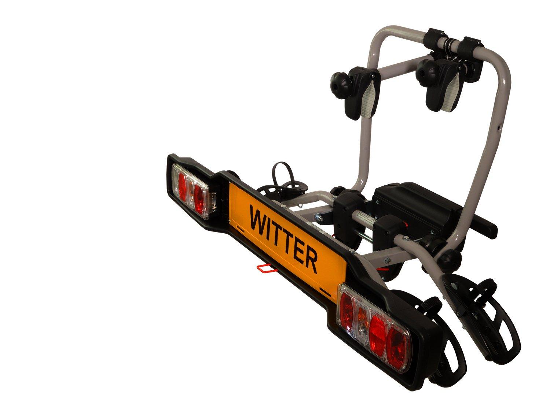 Witter Towbars (WITUM) ZX302EU Witter Towbars Clutch Bike Rack ZX302for 2Bikes–N/A