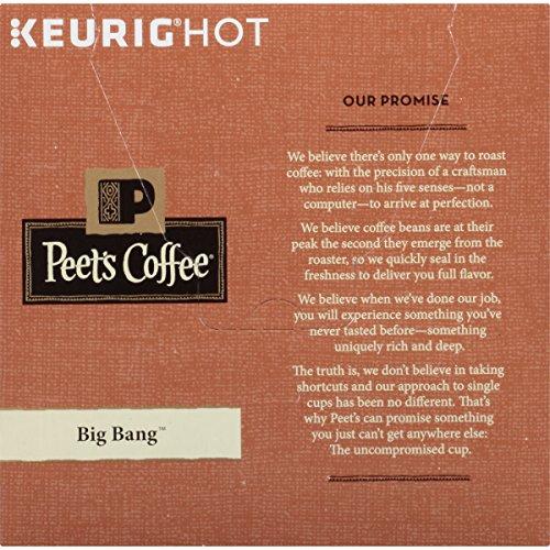 Review Peet's Coffee, Big Bang,