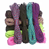 Paracord 550 100FT Paracord Rope 7 Strand Outdoor