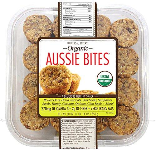 Organic Aussie Bites 30 OZ. (2 Pack)