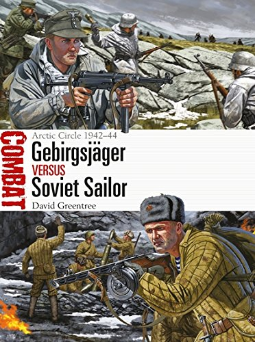 Gebirgsjäger vs Soviet Sailor: Arctic Circle 1942–44 (Combat)