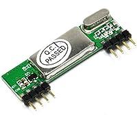 WINGONEER RXB6 433Mhz Superheterodyne Wireless Receiver Module per Arduino / ARM / AVR