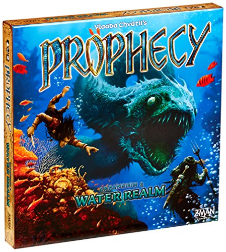 Prophecy: Water Realm ()