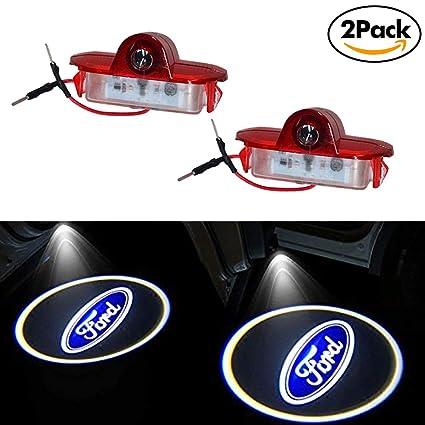 Excelente proyector LED con logotipo para puerta de coche, luz de ...
