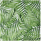 Abbott 88-L/096500 Tropical Leaf Paper Napkins