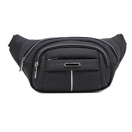 30c9b48b4a09 Amazon.com   Guerbrilla Waist Pack Bag Pack Unisex Hip Bum Bag with ...
