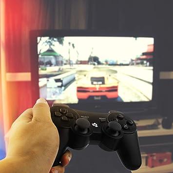 Mando inalámbrico PS3, Bluetooth Dualshock3 Gamepad Joystick con ...