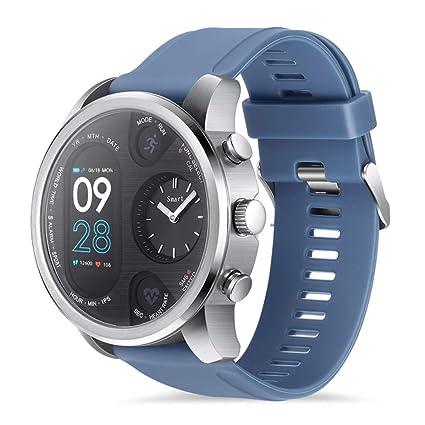 MINSINNY Reloj Inteligente Sport Fitness Tracker Reloj ...