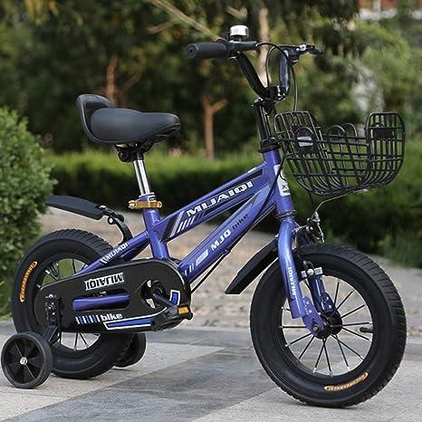 ANYURAN Bicicleta para Niños Bicicleta De Montaña 12-14-16-18 ...