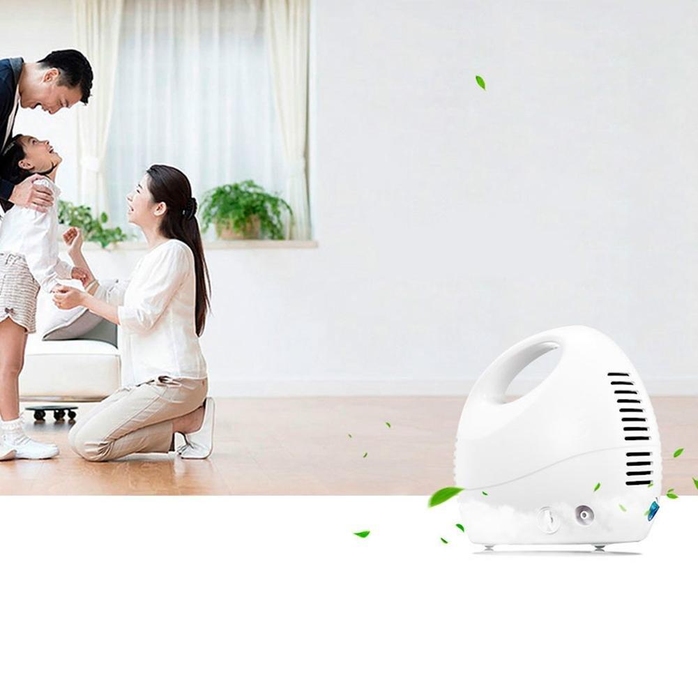 Nebulizador ultrasónico portátil Atomizador de belleza Instrumento Vapor de aerosol Enchufe de la UE: Amazon.es: Belleza