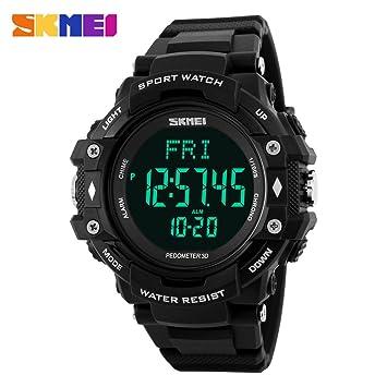 XKC-watches Relojes para Hombres, Hombre Mujer Reloj Deportivo Reloj de Vestir Reloj Smart
