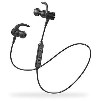 Inalámbricos Deportivos Estéreo Auriculares Ejecución de Entrenamiento Ergonómicos Prueba de Sudor Auricular Inalámbrica de Banda para