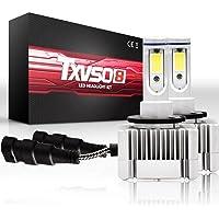 ZFL-ZFL D1S/D3S LED Headlight Bulbs-High/Low Beam 110W 26000LM/set 6000K Cool White-1x Pair Car Light LED Light