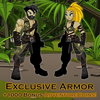 Amazon Warrior Armor: AdventureQuest Worlds [Instant Access] (B00AQ2KZWK)   Amazon price tracker / tracking, Amazon price history charts, Amazon price watches, Amazon price drop alerts