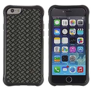 """Pulsar iFace Series Tpu silicona Carcasa Funda Case para Apple (4.7 inches!!!) iPhone 6 , Modelo del papel pintado azar Diseño Rayas"""""""