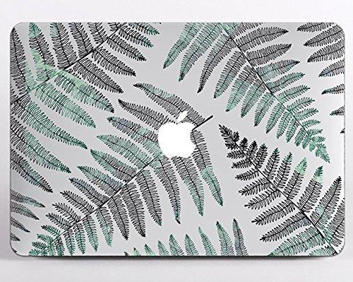Amazon com: Modo Design Fern leaves Pattern MacBook Pro 13 A1706