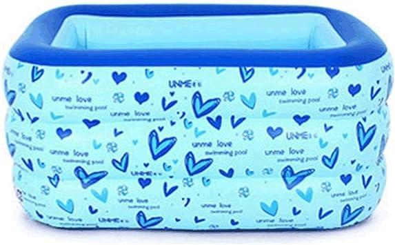 Piscina de plástico para niños Piscina Inflable para niños Super ...