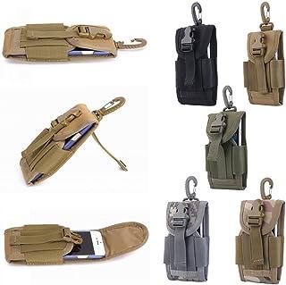 Snner Kit da viaggio Oxford 4.5 pollici Sacchetto tattico con il gancio per il telefono mobile dell'esercito Pouch