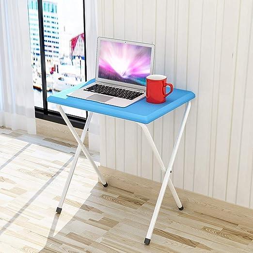 PKA Mesa Plegable portátil para Cocina, Comedor, Mesa de Estudio ...
