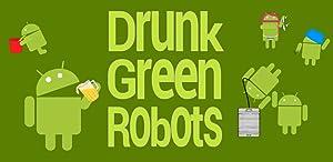 Drunk Green Robots by fiveHellions development