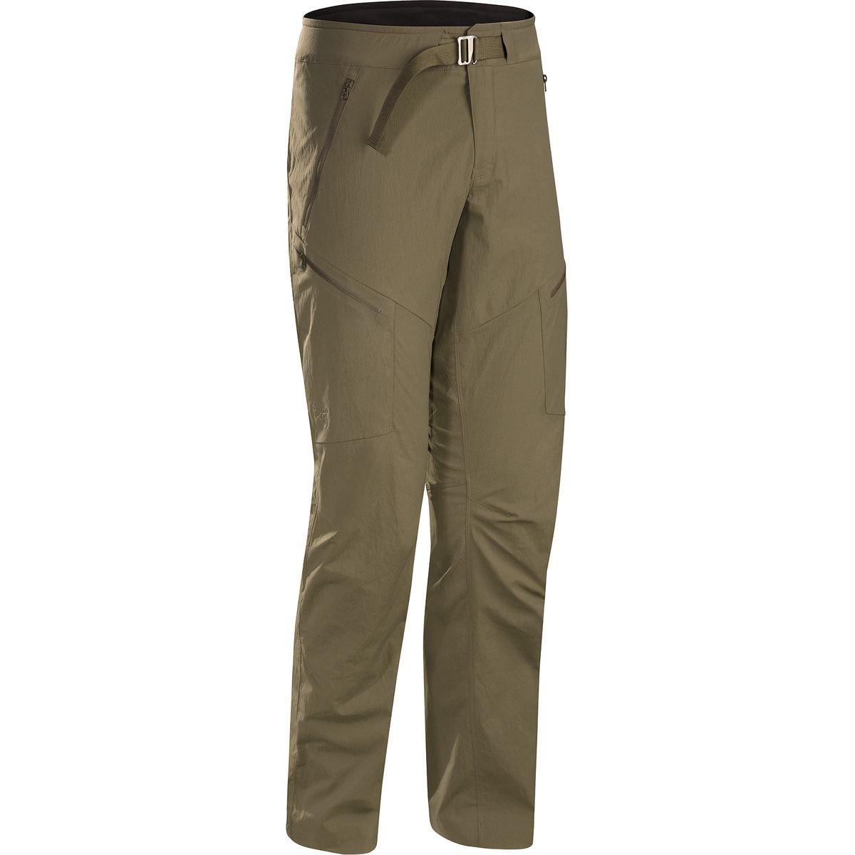 ARC'TERYX(アークテリクス) Palisade Pant Men's パリセード パンツ メンズ 17520 B01GFT0S2E  クォーリー(Quarry) 34W x 30L