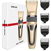 Deals on FiveHome Cordless Hair Trimmer Beard Electric Haircut Kit