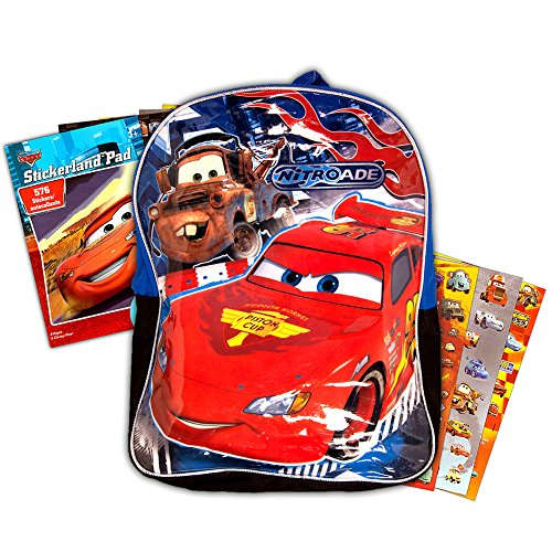 Disney Cars Backpack (16