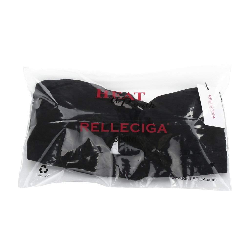 477fe564dce7e Amazon.com  RELLECIGA 2015 Women Bikini Sets Swimwear Latest Jacquard  Fabric Swimsuit Black L  Clothing