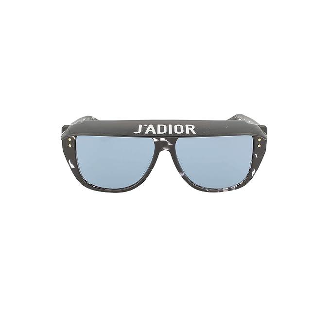 6394b57cbc Dior DIORCLUB2 HVNBLKCRY BLUE AVIO Lens Sunglasses  Amazon.ca  Clothing    Accessories