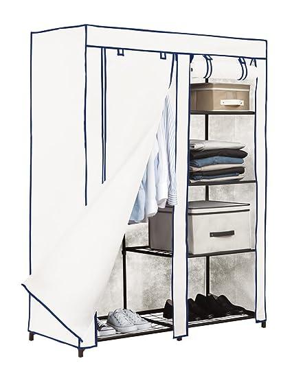 48u0026quot; Portable Closet With Shelves (62u0026quot ...