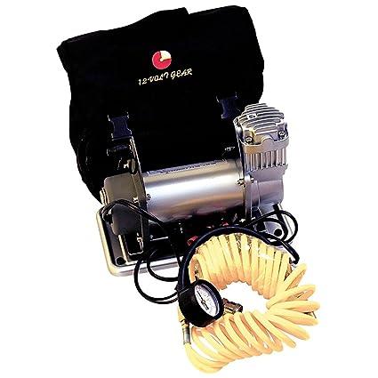 MiParts 8922012 Compresor de Aire Portátil 12 V