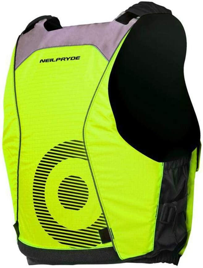Kiteboarding Flotation Vest Neil Pryde High Hook Elite CE50