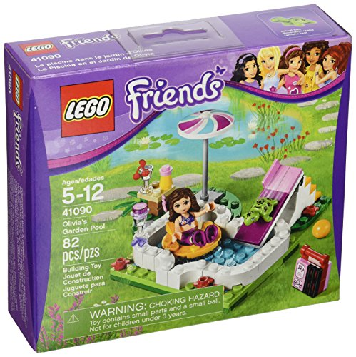 LEGO Friends 41090 Olivia's Garden Pool