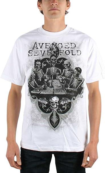 Avenged Sevenfold - Camiseta - Hombre Bottoms Up Uomo (Camiseta)
