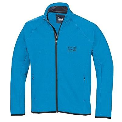 Marinepool veste pour homme couche intermédiaire b3 veste en polaire pour homme