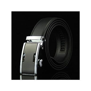 ROMQUEEN Cinturones Casual Hombre Cinturón Elastico Traje ...