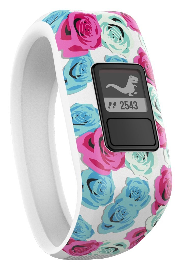 Garmin 010-01634-22 Vίvofit JR. - Real Flower Worldwide by Garmin
