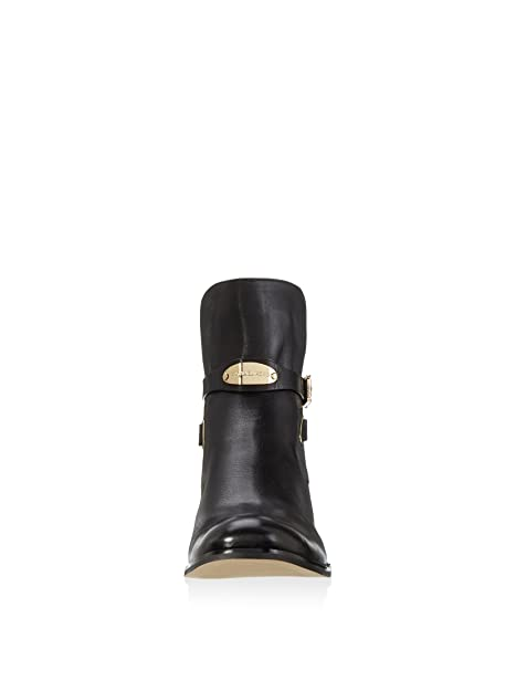 Michael Kors Botines 40F3ARHB6L Negro EU 37 (US 7): Amazon.es: Zapatos y complementos
