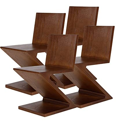 Amazon Com Emorden Furniture Gerrit Thomas Rietveld Zig