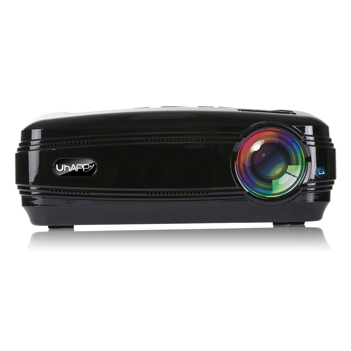 Amazon.com: NUOLUX Mini Home Theater Projector 1080P LED HD ...